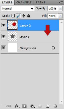 Как сделать слой сверху в html
