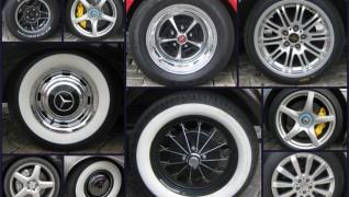 Фотографии колес