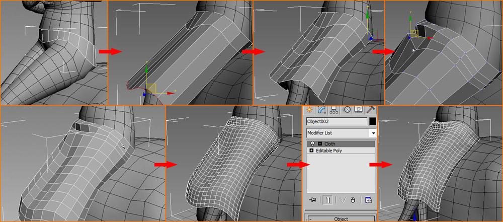 """Making Of """"Весенний бриз"""" Soohar - Уроки по Фотошопу 3D графике и фотографии"""