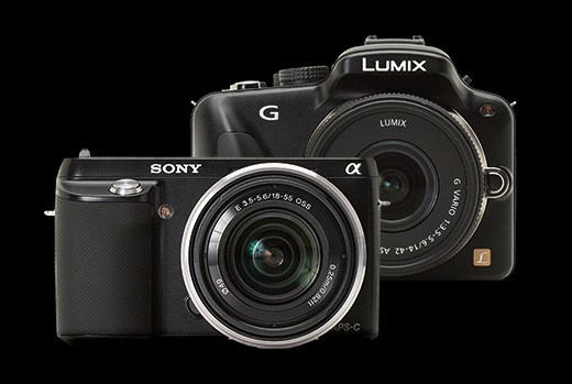 Mirrorless Interchangeable Lens Cameras (ILCs)