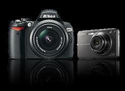 Покупка зеркального фотоаппарата