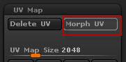 Нажмите по кнопке UV Map