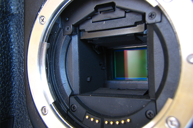 У камеры каждого производителя разный байонет