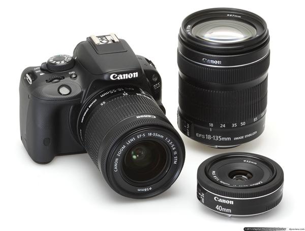 Китовый объектив Canon EF-S 18-55mm f/3.5-5.6 IS STM