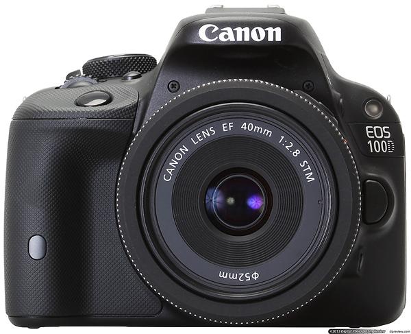 Обзор фотокамеры Canon EOS 100D/Rebel SL1