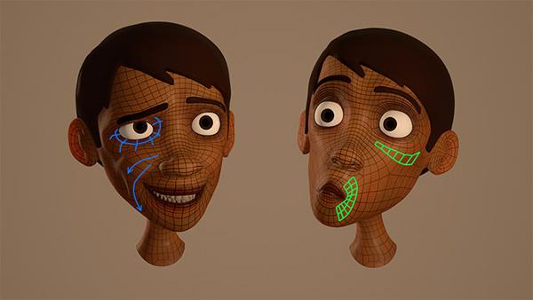 Теория полигонального моделирования персонажа