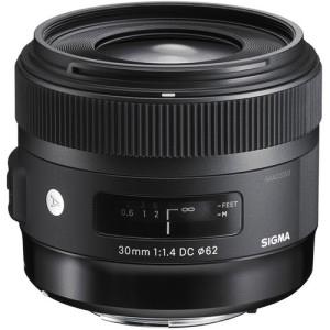 Sigma 30mm f1.4 II